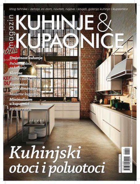 kuhinje i kupaonice br.43 jesen 2016