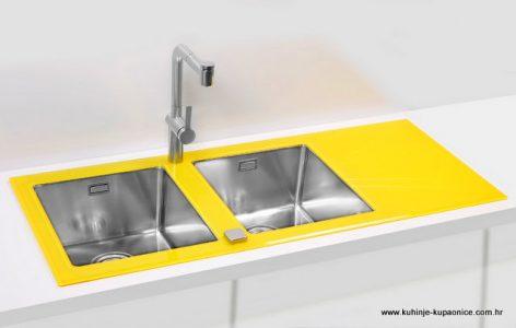 Kuhinjski sudoperi Alveus – Kuhinje i kupaonice br.43 (jesen/zima 2016)