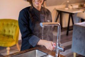 Grohe red u Laninoj kuhinji vrela voda04