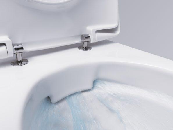 Geberit Rimfree® tehnologija Savršena kombinacija higijene i dizajna